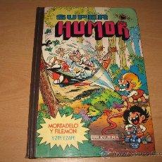 Tebeos: TOMO SUPER HUMOR VOLUMEN Nº XIV .BRUGUERA 1984. Lote 28227213