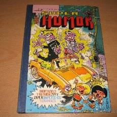 Tebeos: TOMO SUPER HUMOR VOLUMEN XXXVI .BRUGUERA 1ª EDICION 1981. Lote 28227317