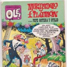 Tebeos: MORTADELO Y FILEMON COLECCION OLE. Lote 28273540