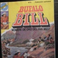 Tebeos: BUFALO BILL NOMBRE DE ORO DEL FAR WEST Nº 8 ULTIMO REBAÑO A WYOMING . Lote 28304787