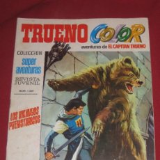 Tebeos: TRUENO COLOR - PRIMERA EPOCA - LOS VIKINGOS PREHISOTICOS Nº 49. Lote 28335870