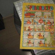 Tebeos: PULGARCITO Nº 1569 CON CAPITAN TRUENO.. Lote 28428819
