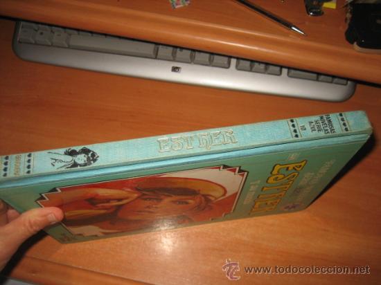 Tebeos: ESTHER Y SU MUNDO SERIE AZUL TOMO Nº 10 .....1ª EDICION 1985 - Foto 3 - 28394067