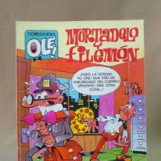 Tebeos: COMIC, MORTADELO Y FILEMON, BRUGUERA, 1988, COLECCION OLE, Nº 71. Lote 28422734