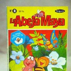 Tebeos: COMIC, LA ABEJA MAYA, Nº 2, EL VIAJE DE MAYA, BRUGUERA, 1978. Lote 28604857