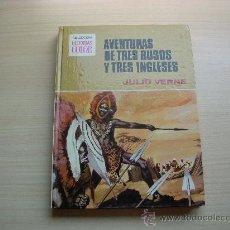 Tebeos: COLECCIÓN HISTORIAS COLOR SERIE JULIO VERNE Nº 7, EDITORIAL BRUGUERA. Lote 28597269