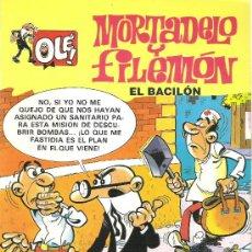 Tebeos: 1 COMIC - AÑO 1993 - MORTADELO Y FILEMON - OLE - Nº 5 - EL BACILON. Lote 28611486
