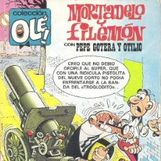 Tebeos: 1 COMIC - AÑO 1987 - MORTADELO Y FILEMON CON PEPE GOTERA Y OTILIO - OLE - Nº 252 - M 43. Lote 28655339