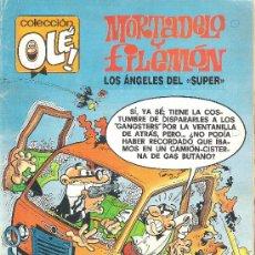 Tebeos: 1 COMIC - AÑO 1989 - MORTADELO Y FILEMON - OLE - Nº 193 - M. 153 - LOS ANGELES DEL SUPER. Lote 28655418