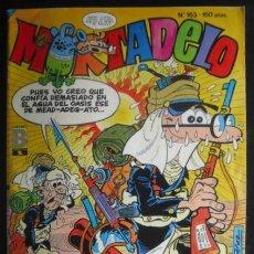 Tebeos: MORTADELO Nº 163 - 1987.. Lote 28665239
