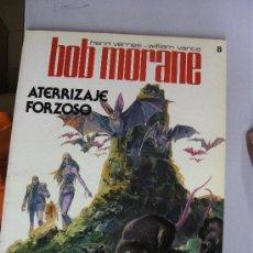 Tebeos: BOB MORANE : ATERRIZAJE FORZOSO / HENRI VERNES - WILLIAM VANCE / JET BRUGUERA 1ª EDICION 1983. Lote 28674989
