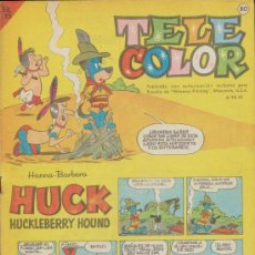 Tebeos: TELE COLOR Nº 80.. Lote 28711224