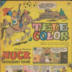 Tebeos: TELE COLOR Nº 90.. Lote 28711242