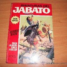 Tebeos: JABATO EXTRA COLOR Nº 5 ALBUM ROJO BRUGUERA . Lote 28711932