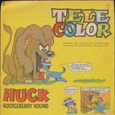 Tebeos: TELE COLOR Nº 5.. Lote 28715033