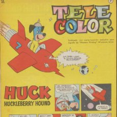Tebeos: TELE COLOR Nº 7.. Lote 28715079
