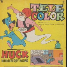 Tebeos: TELE COLOR Nº 11.. Lote 28715155