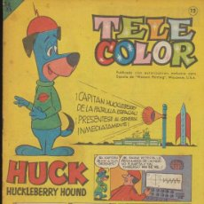 Tebeos: TELE COLOR Nº 12.. Lote 28715171