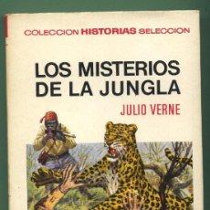 Tebeos: LOS MISTERIOS DE LA JUNGLA.JULIO VERNE.HISTORIAS SELECCIÓN.VICENTE ROSO.RAFAEL CORTIELLA JUANCOMARTÍ. Lote 28742538