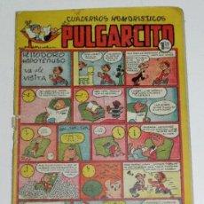 Tebeos: ANTIGUO PULGARCITO - Nº 79 - 1,20 PTS - ALBUM INFANTIL - CON EL INSPECTOR DAN - (LOMO A RESTAURAR, Y. Lote 28758512