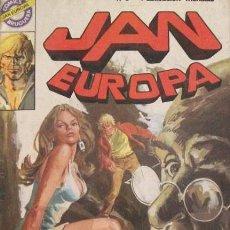 Tebeos: JAN EUROPA 8 EL SECRETO HUMANO . Lote 28765080