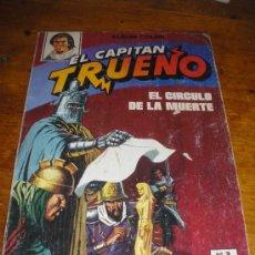 Tebeos: EL CAPITAN TRUENO, Nº 3, EL CIRCULO DE LA MUERTE. 4ª EDICION.. Lote 28810042