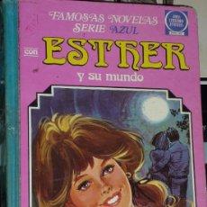Tebeos: ESTHER Y SU MUNDO-TAPA DURA Nº7 .1ªEDICION .1983. Lote 28906841
