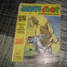 Tebeos: JABATO COLOR EXTRA SEGUNDA EPOCA Nº 24.. Lote 28899482