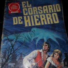 Tebeos: EL CORSARIO DE HIERRO , JOYAS LITERARIAS JUVENILES SERIE ROJA Nº 1. Lote 29004572