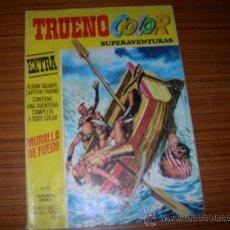 Tebeos: TRUENO COLOR EXTRA TERCERA EPOCA Nº 8 DE BRUGUERA . Lote 28922003