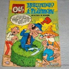 Tebeos: OLÉ Nº 11 MORTADELO. BRUGUERA 1ª EDICIÓN CON Nº EN LOMO. 1971. 40 PTS. .. Lote 29011513