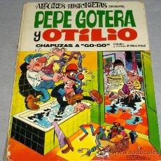 Tebeos: ALEGRES HISTORIETAS Nº 2 PEPE GOTERA. BRUGUERA 1971. REGALO Nº 14 CAMPEONES DE LA RISA.. Lote 29012958