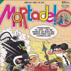 Tebeos: SUPER MORTADELO Nº 207 BRUGUERA . Lote 29065228