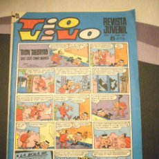 Tebeos: TIO VIVO Nº 361 SEGUNDA EPOCA 1967 BRUGUERA . Lote 29258329