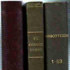 Tebeos: EL COSACO VERDE (BRUGUERA) 144 EJ. (COMPLETA) (ORIGINAL) VER DESCRIPCION. Lote 29153161
