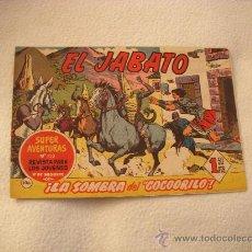 Tebeos: EL JABATO Nº 106, EDITORIAL BRUGUERA. Lote 29172386
