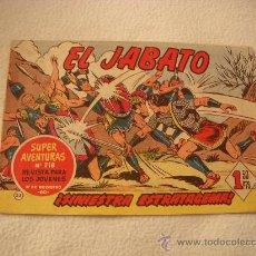 Tebeos: EL JABATO Nº 53, EDITORIAL BRUGUERA. Lote 29173043