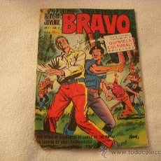 Tebeos: REVISTA JUVENIL BRAVO Nº 2, EDITORIAL BRUGUERA. Lote 29173341