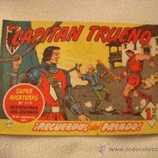 Tebeos - EL CAPITÁN TRUENO Nº 219, EDITORIAL BRUGUERA - 29173595