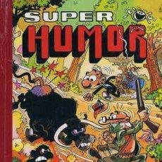Tebeos: SUPER HUMOR Nº33 (MORTADELO Y FILEMÓN, SACARINO Y ROMPETECHOS) EDICIONES B,1989. Lote 29171431