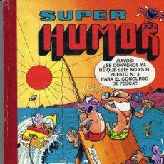 Tebeos: SUPER HUMOR Nº57 (MORTADELO Y FILEMÓN Y ZIPI Y ZAPE) EDICIONES B,1988. Lote 29171508