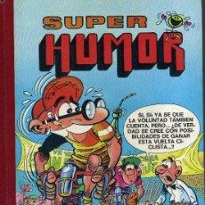 Tebeos: SUPER HUMOR Nº10 (MORTADELO Y FILEMÓN, ZIPI Y ZAPE, ROMPETECHOS) EDICIONES B,1991. Lote 29171764