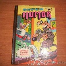 Tebeos: SUPER HUMOR DE MORTADELO VOLUMEN XII EDITORIAL BRUGUERA 1984. Lote 29250221