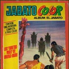 Tebeos: JABATO COLOR... LOS FANTASMAS DE WONG-WAH.. 1971.. Lote 29236917