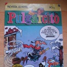 Tebeos: REVISTA JUVENIL PULGARCITO Nº 3 . BRUGUERA 1985 .. Lote 29240057