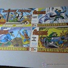 Tebeos: LOTE DE 6 COMICS DE CAPITAN TRUENO (VER FOTOS) . Lote 29362731