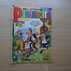 Tebeos: TEBEO SUPER PULGARCITO EXTRA JUVENIL - Nº61 EDITORIAL BRUGUERA AÑO 1976. Lote 29296628