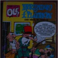 Tebeos: COLECCION OLE, MORTADELO Y FILEMON, Nº 86, BRUGUERA, NUMERO EN LOMO. Lote 29372376