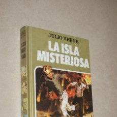 Tebeos: LA ISLA MISTERIOSA - JULIO VERNE - COLECCION HISTORIAS SELECCION -1984 - BRUGUERA ZPW. Lote 43840248