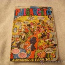 Tebeos: PULGARCITO ALMANAQUE 1971, CON SHERIFF KING, EDITORIAL BRUGUERA. Lote 29467678